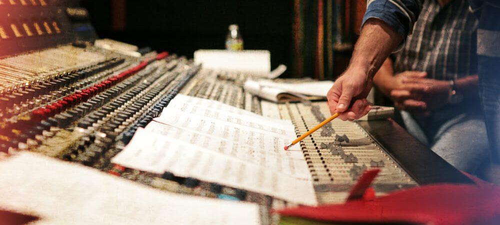 Mixing a Soundtrack